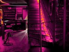 Bar, We Club Paris - Club Libertin
