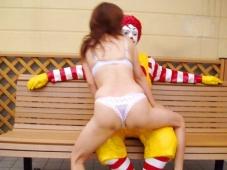 Ronald Mc donald - Humour sexe