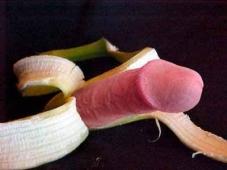 Banana pénis - Humour sexe
