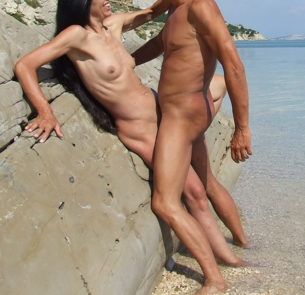 Beach Fucking Videos nude couples sex on beach | hot models