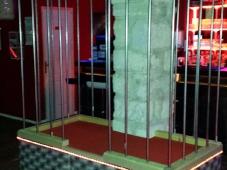 Cage exhib - Club libertin L'Eden