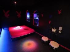 Chambre Playboy- Le Steff, club libertin
