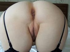 Beau cul et abricot - Femme offerte