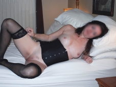 Lingerie sexy - Cougar salope