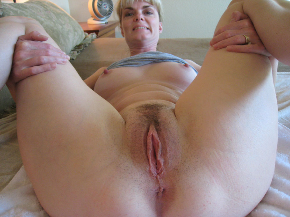 For grosse chatte mature blonde