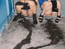 Complètement bourée - Exhibition sexe