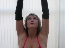 Grosse paire de loches- Femme mûre sexy