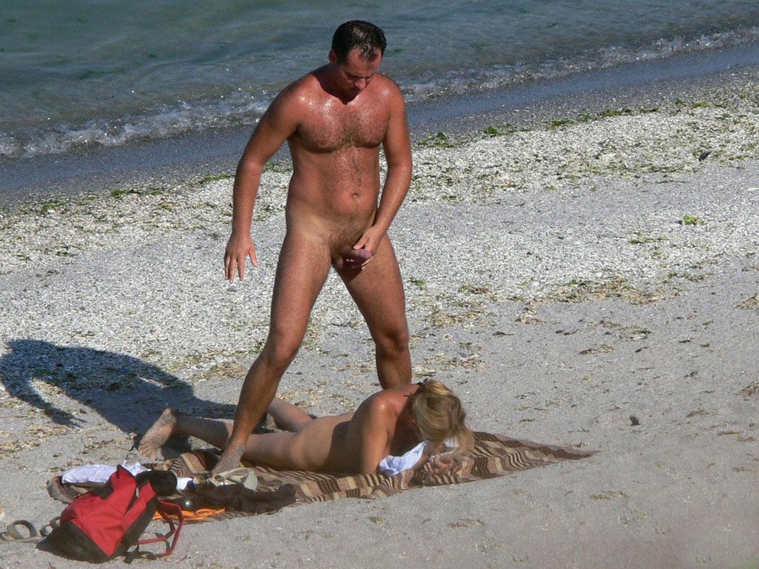 chatte sex sexe a la plage