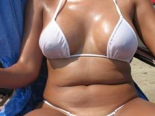 Bikini sexy - Femme mature
