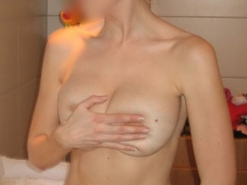 Blonde coquine au corps parfait