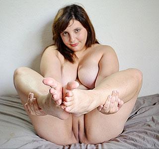 Gros seins de Maria