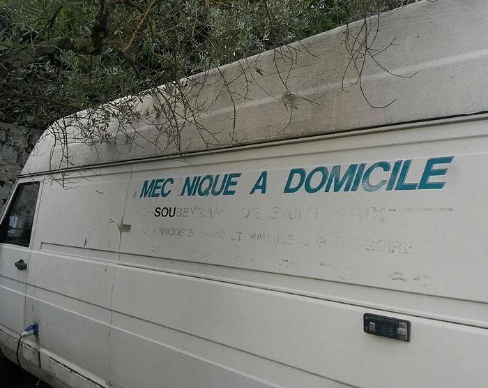 Nique à domicile - Humour sexe
