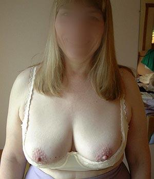 Belle paire de seins