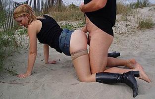 Baise - Sexe plage