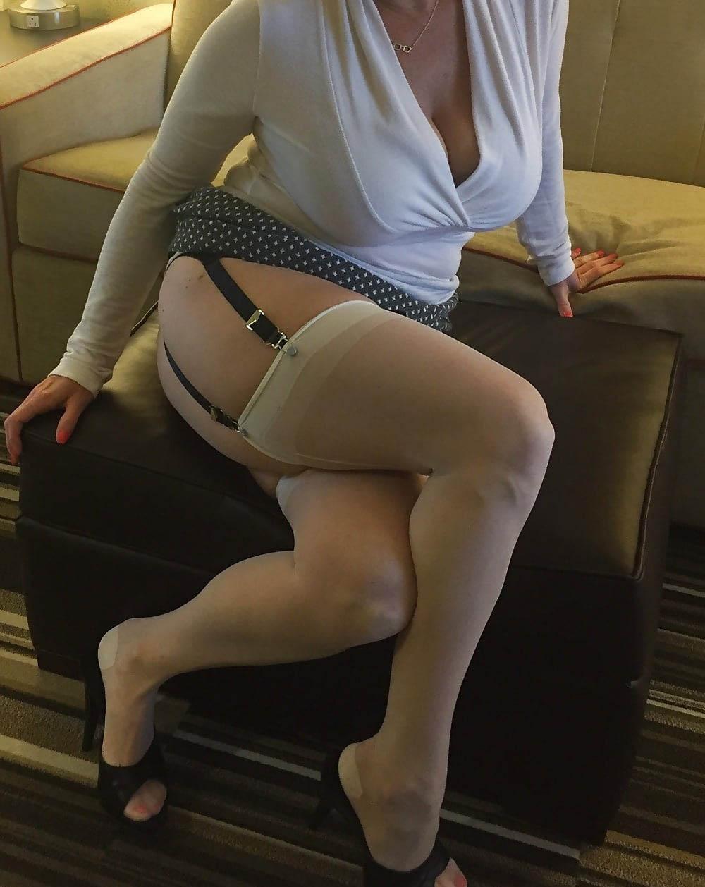 Porte-jarretelle sexy