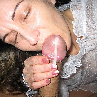 Sperme et éjaculation - Photos sexe amateur